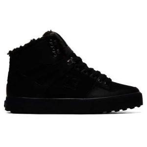 Boty DC PURE HT WC WNT BLACK/BLACK/BLACK
