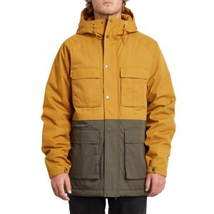 Zimní bunda Volcom Renton Winter 5K Jkt Golden Brown