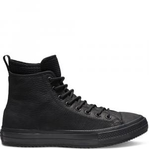 Boty Converse CHUCK TAYLOR ALL STAR UTILITY DRAFT BOOT BLACK/BLACK/BLACK