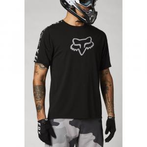 Pánský cyklodres Fox Ranger Dr Ss Jersey Black