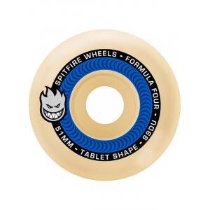 Skateboardová kolečka Spitfire F4 99 TABLET NATURAL