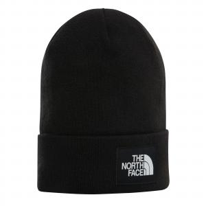 Čepice The North Face DOCK WORKER RECYCLED BEANIE TNF BLACK