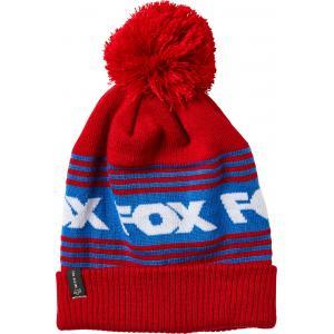 Čepice Fox Frontline Beanie Flame Red