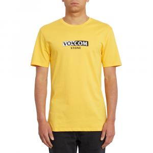 Tričko Volcom For Never Bsc Ss Citrus Gold