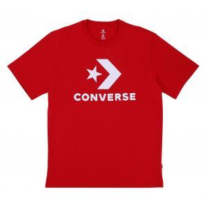 Tričko Converse STAR CHEVRON TEE ENAMEL RED