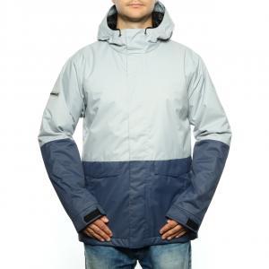 Zimní bunda Funstorm Pers light grey