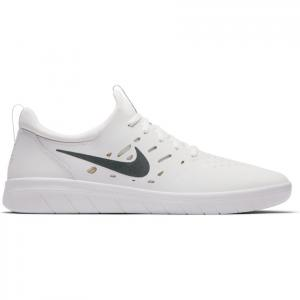 Boty Nike SB Nyjah Free summit white/anthracite-lemon wash