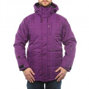 Zimní bunda Funstorm DEWAR violet