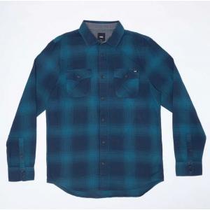 Košile Vans MONTEREY III DRESS BLUES/BLUE CORAL