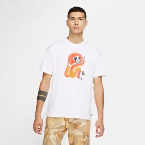 Tričko Nike SB TEE ARTIST 3 white/black