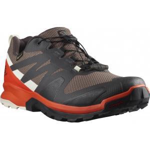 Běžecké boty Salomon XA ROGG GTX Peppercorn/ Cherry Tomato/ Vanilla Ice