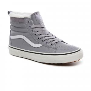 Boty Vans SK8-Hi MTE LEATHER/LILAC GRAY