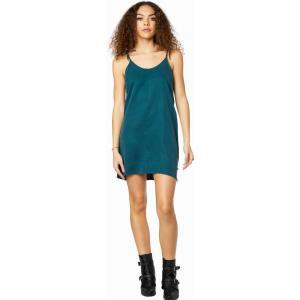 Šaty Fox Any Sunday Dress Dark Green