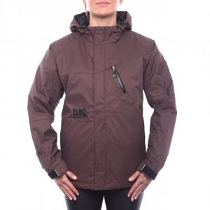 Zimní bunda Funstorm MIX jacket brown