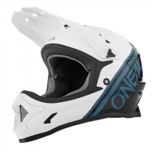 Cyklistická helma Oneal SONUS HELMET SPLIT WHITE/BLACK