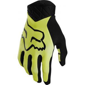 Cyklistické rukavice Fox Flexair Glove Suplhur