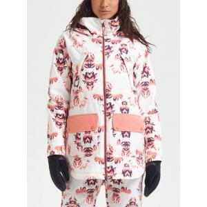 Zimní bunda Burton W PROWESS JK STOUT WHITE STYLUS