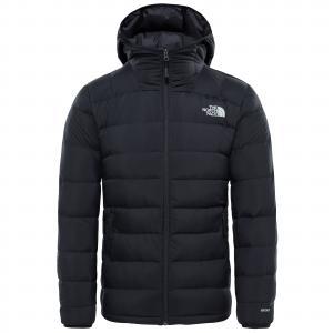Zimní bunda The North Face LA PAZ HOODED JKT TNF BLACK