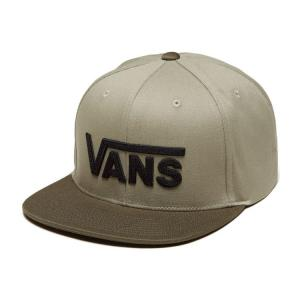 Kšiltovka Vans DROP V II SNAPBACK GRAPE LEAF/VETIVER