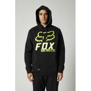 Mikina Fox Hightail Pullover Fleece Black
