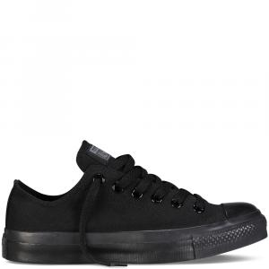 Boty Converse Chuck taylor All star black mono