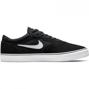 Boty Nike SB CHRON 2 black/white-black