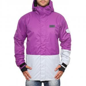 Zimní bunda Funstorm Neron violet/grey