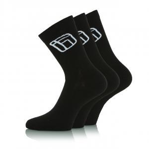 Ponožky Funstorm Calab 3 pack black