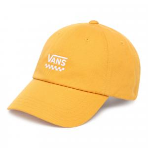 Kšiltovka Vans COURT SIDE HAT CADMIUM YELLOW