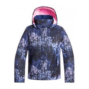 Zimní bunda Roxy JETTY GIRL JK MEDIEVAL BLUE SPARKLES