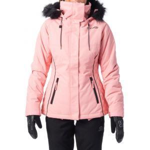 Zimní bunda Rip Curl FLUFFY JKT  PEACHES IN CREA
