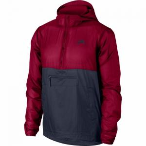Bunda Nike SB JKT ANORAK team red/dark obsidian/dark obsidian