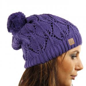 Čepice Funstorm Arba violet