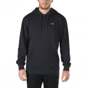 Mikina Vans BASIC PULLOVER FLEECE Black Heather