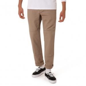 Kalhoty Vans HARDWARE DOUBLE KNEE PANT MILITARY KHAKI