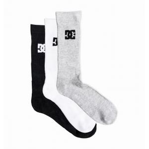Ponožky DC SPP DC CREW 3PK ASSORTED