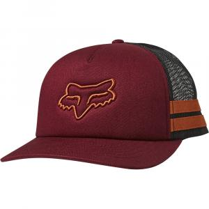 Kšiltovka Fox Boundary Trucker Cranberry