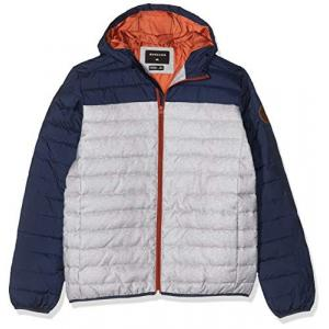 Zimní bunda Quiksilver SCALY MIX YOUTH NAVY BLAZER