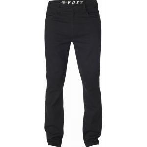 Kalhoty Fox Dagger Skinny Pant Black