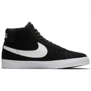 Boty Nike SB ZOOM BLAZER MID black/white-white-white
