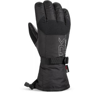 Rukavice Dakine LEATHER SCOUT GLOVE BLACK