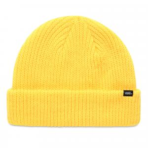 Čepice Vans CORE BASICS BEANIE Lemon Chrome