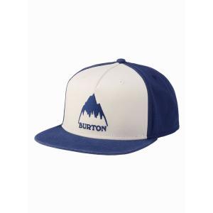 Kšiltovka Burton ROUSTABOUT CAP CLASSIC BLUE