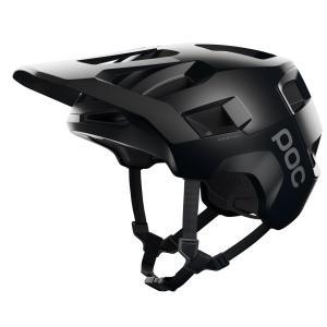 Cyklistická helma POC Kortal Uranium Black Matt