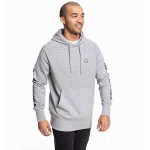 Mikina DC BURWELL PH GREY HEATHER