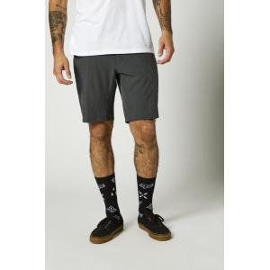 Kšiltovka Fox Machete Tech Short 3.0 Heather Black