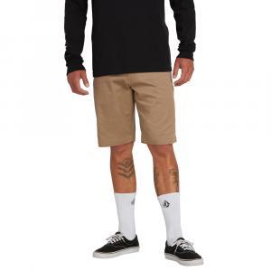 Kraťasy Volcom Frickin Modern Stretch Shorts Khaki