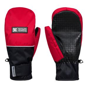Rukavice DC FRANCHISE Mitt RACING RED