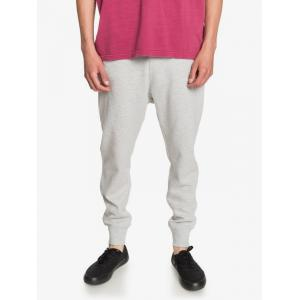Tepláky Quiksilver RIO PANT LIGHT GREY HEATHER