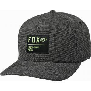 Kšiltovka Fox Non Stop Flexfit Hat Black/Green